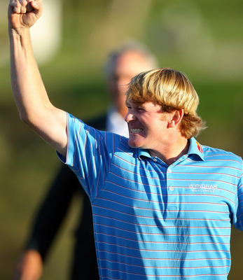 Brandt Snedeker won the 2012 Farmers Insurance Classic