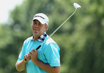 Bo Van Pelt has one top-ten in 18 major tournaments