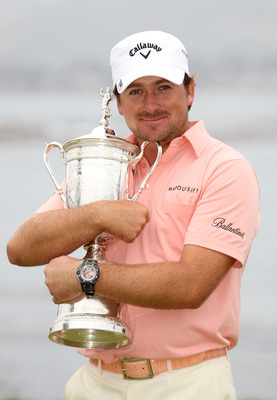 Graeme McDowell captured the 2010 U. S. Open at Pebble Beach