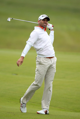 Sergio Garcia won twice in 2011