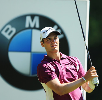 Martin Kaymer won the 2010 PGA Championship