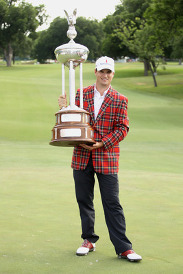 Zach Johnson won the Crowne Plaza in May