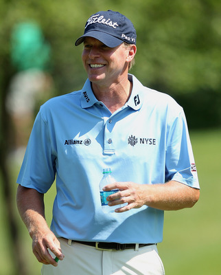 Steve Stricker has won everything except a major
