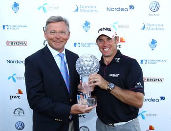 Westwood won the European Tour's Nordea Scandinavian Masters