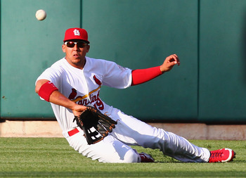Jon Jay was poised to become a core Cardinal in 2012.