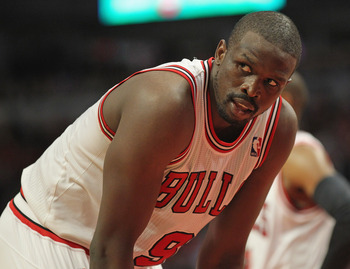 Deng's efforts were not enough to push the Bulls further in the playoffs.