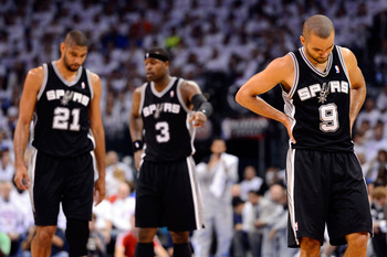 Is this the end of an era for the Spurs?