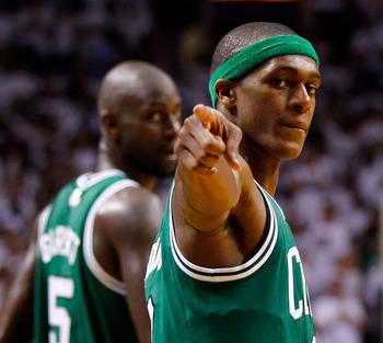 Rondo will be back for more, but what about Garnett?