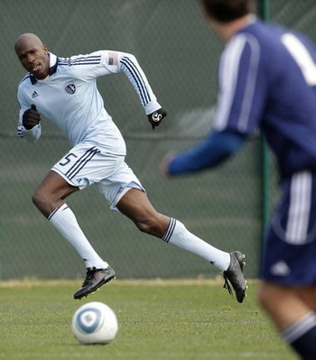 New England Patriots Chad Johnson trying out with MLS team Sporting Kansas City