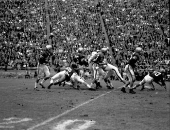 1960 Florida Gators in action (fanbase.com)
