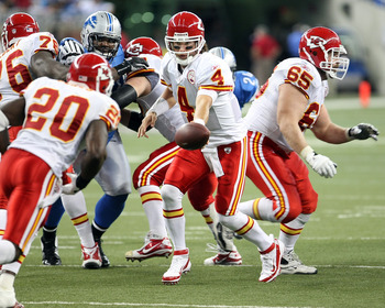 Kansas City Chiefs vs. Detroit Lions