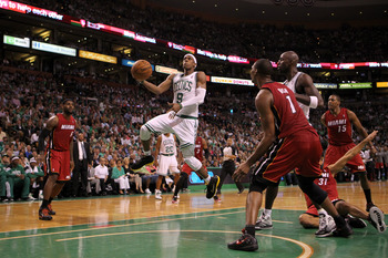 The new look Celtics will have to be faster and more athletic to keep up with Rondo.