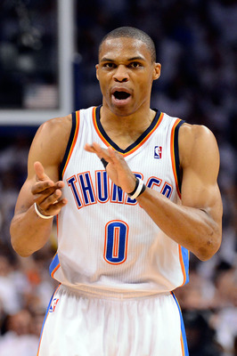 Russell Westbrook has to maximize his advantage over Mario Chalmers.