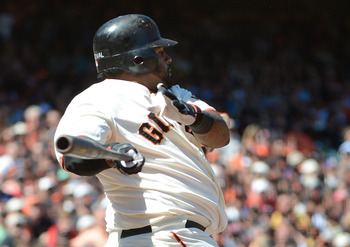 Giants manager Bruce Bochy is not happy with Pablo Sandoval's conditioning.