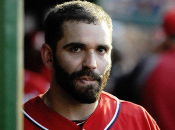 After a promising rookie season, Danny Espinosa has been disappointing for the Nationals so far this year.