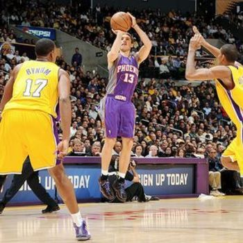 Steve Nash Jumper