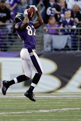 Ravens receiver Torrey Smith should have an impressive 2012 season, one that makes him worth your fantasy time.