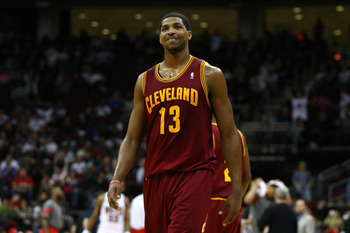 Tristan Thompson is staying put in Cleveland.