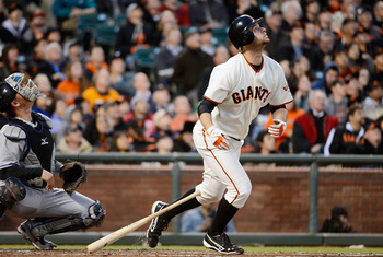 Brandon Belt's lack of power is a major concern.