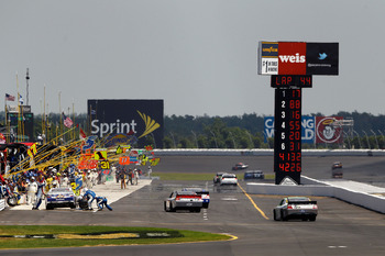 15 drivers combined for a record 22 speeding penalties at Pocono