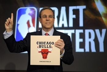 Expect Chicago to move up in the 2013 draft.