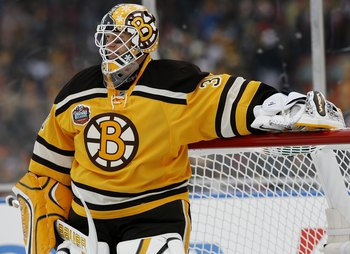 Wouldn't a variation of this jersey give the Bruins a fresh look?