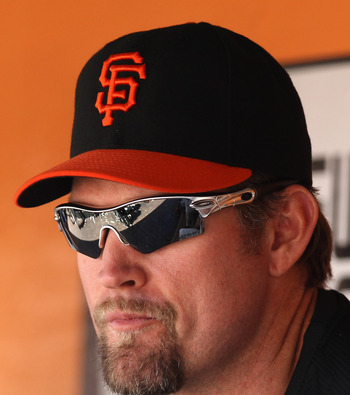 Aubrey Huff is the last of the old guard.