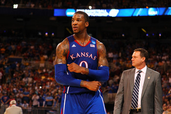 Thomas Robinson has the physical profile of a beast.