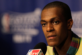 Rondo looks good to become the all time leader in playoff triple-doubles.