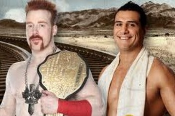 Sheamus vs....oops