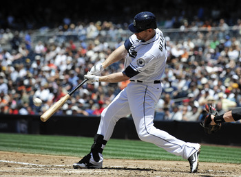 Chase Headley could be a guy that the Braves like.