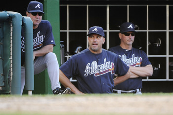 The Braves should dump Fredi Gonzalez.
