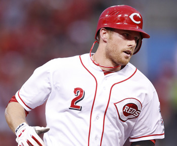 Zack Cozart's seven home runs are tied for fourth among Cincinnati Reds hitters.