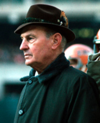 Bengals founder Paul Brown