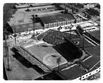 Boston Patriots played in Fenway Park from 1963-1968