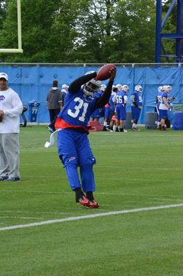 Jairus Byrd (photo courtesy of BuffaloBills.com)
