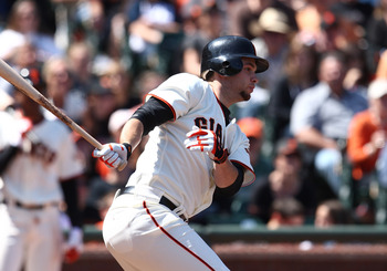 Brandon Belt: A fifth-round selection in 2009