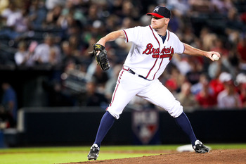 Jonny Venters: The Braves' 30th-round pick in the 2003 draft