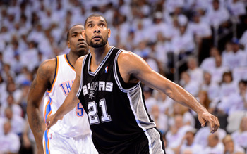 Tim Duncan will probably return to San Antonio and retire as a Spur.