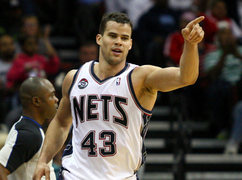 All signs point toward a big payday for Kris Humphries this summer.