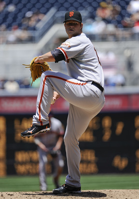Matt Cain has been a &quot;horse&quot; for the Giants