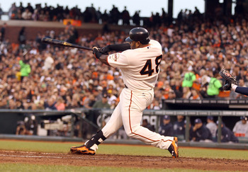 Pablo Sandoval was also with the Giants in 2010