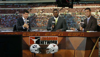 The Big 12 has let Texas keep their cable network.