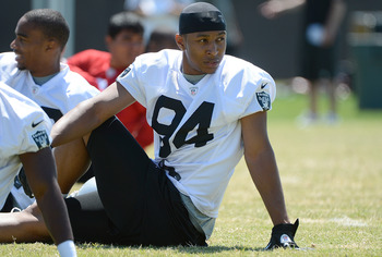 Juron Criner could see the field much sooner than expected
