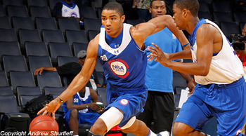 Image of Gary Harris from Rivals.com