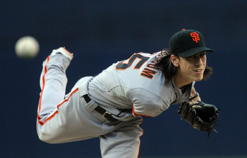 Tim Lincecum has been dominant in his young career