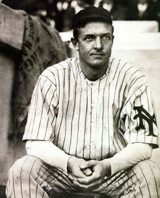 Christy Mathewson was the best Giant pitcher (sabr.org)