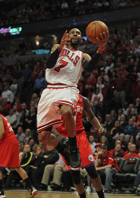 Watson may have played his last game for the Bulls at the United Center.