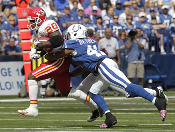 Antoine Bethea has been the Colts' most consistent defender over the last couple seasons.