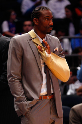 Amar'e's immaturity cost the Knicks a chance to get back on track.